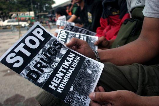 200 warga Kota Kupang  menjalani rehabilitasi narkoba