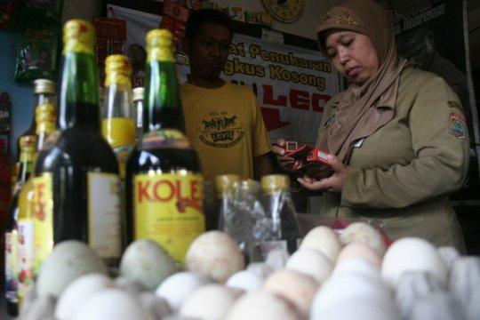 Tim gabungan temukan jamu herbal tanpa izin di Malang