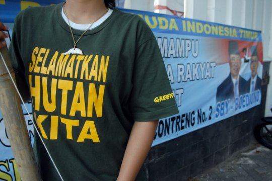Greenpeace bantah tuduhan paspor palsu