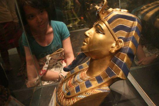 Mesir ungkap mumi berumur 2.500 tahun di makam terlantar