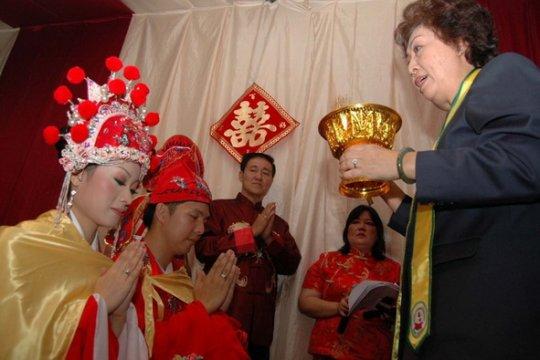 Perguruan Tinggi di China ramai-ramai buka kelas pernikahan