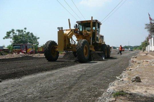 Pelebaran Jalan Palembang Indralaya untuk Antisipasi Kemacetan