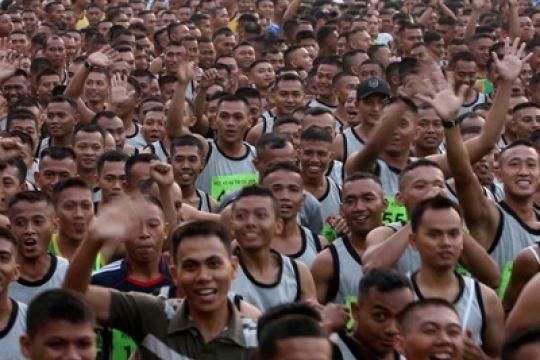 Jakarta Marathon ditargetkan diikuti 15.000 peserta