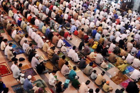 Pemkot Bogor imbau warganya shalat subuh berjamaah