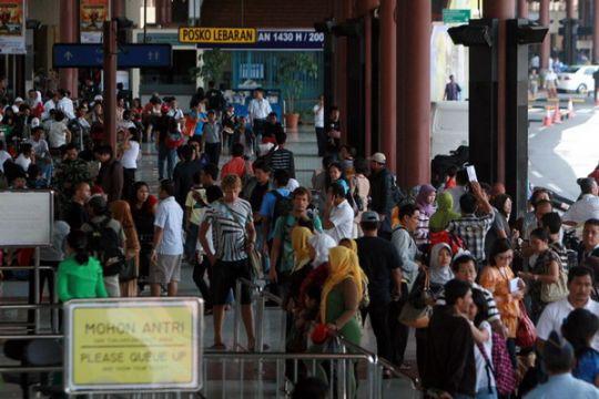 Pergerakan pesawat terbang di Bandara Internasional Soekarno-Hatta meningkat 6,49 persen