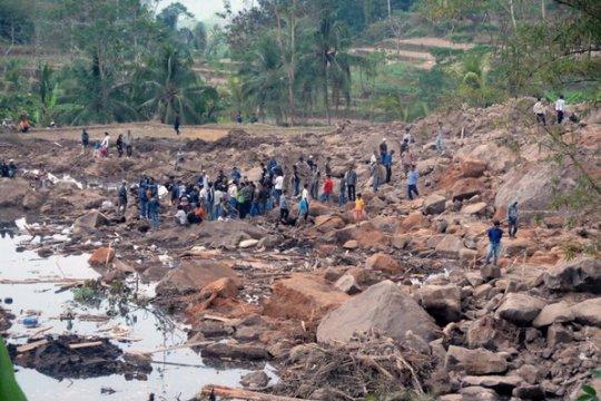 Dentuman misterius selatan Cianjur tidak lagi terdengar, kata BPBD