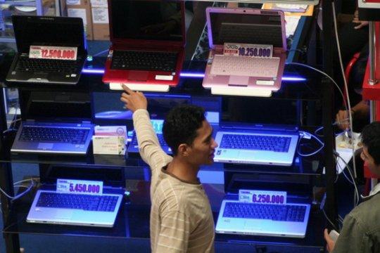 Selain produk kesehatan, penjualan laptop juga naik di Blibli