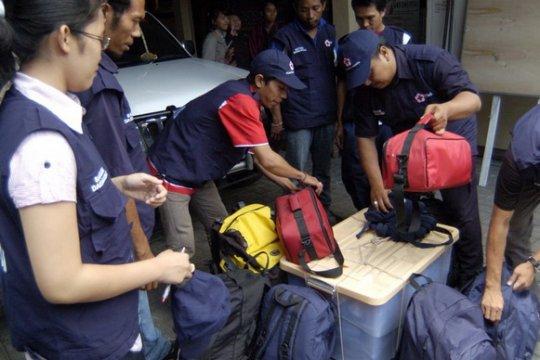 PMI Bali berangkatkan puluhan sukarelawan ke Sulteng