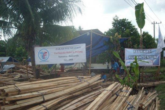 Aktivis tawarkan konsep rumah kayu super murah