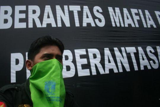 Peran masyarakat dioptimalkan berantas mafia peradilan
