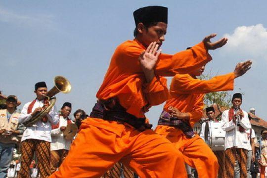 Tersisa Satu Perkumpulan Pencak Tradisional di Kerinci
