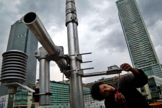 Greenpeace: Jakarta kekurangan stasiun pantau kualitas udara