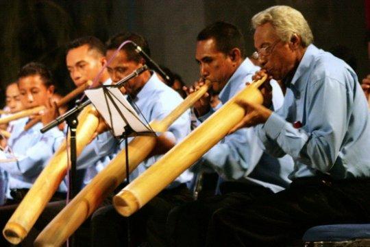 Sound of Green, upaya lestarikan musik tradisi dan hutan bambu