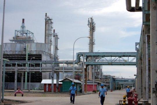 Kargo LNG pertama milik Pupuk Iskandar Muda diberangkatkan