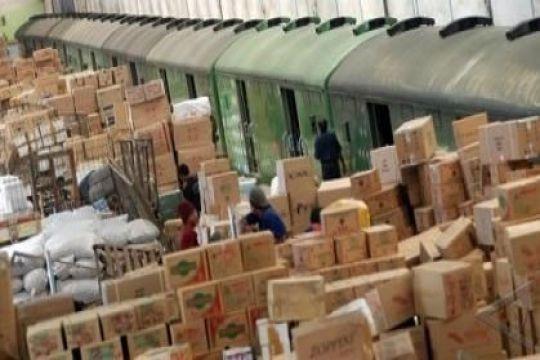 Perusahaan jasa pengiriman pilih tak naikkan harga