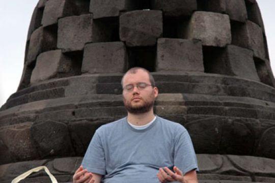 "Kemendikbud kaji pemasangan ""chattra"" pada stupa Borobudur"