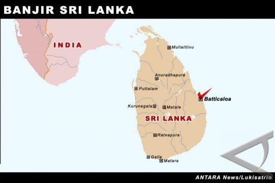 150 rumah rusak akibat hujan lebat-angin di Sri Lanka
