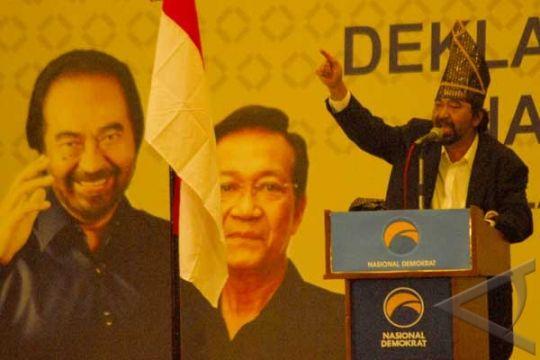 Mantan Ketua DPRD Serang Jadi Pengurus Nasdem