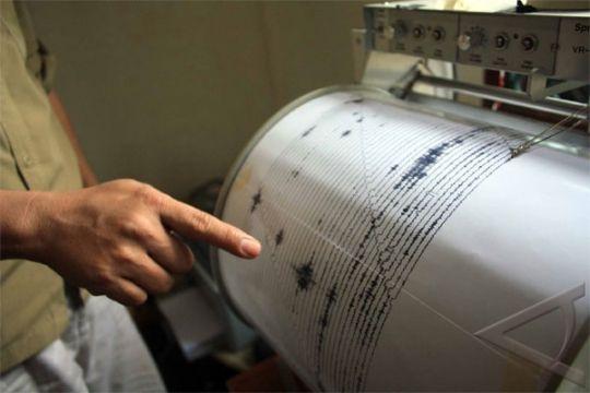 Lima gempa menggetarkan Malang Raya