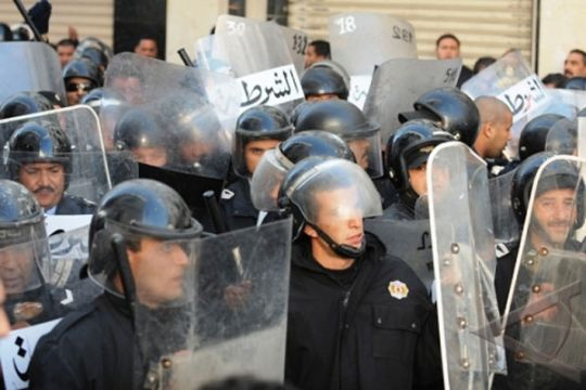 Polisi Tunisia didakwa atas kematian suporter sepak bola