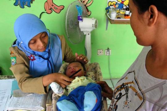Angka Kematian Ibu dan Bayi Kaltim Turun