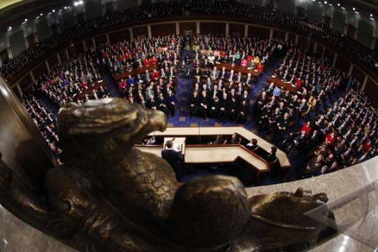 """Janji Republik ampuh, Demokrat setujui RUU anggaran, """"shutdown"""" berakhir"""