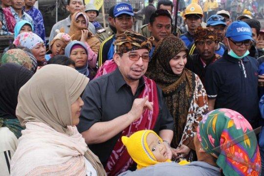 Kampung siaga bencana dikembangkan di Pandeglang-Banten