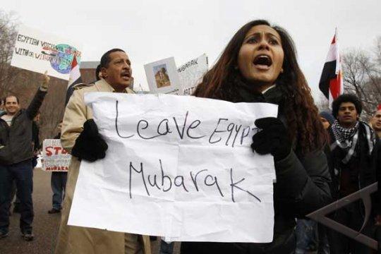 Jika Mubarak Jatuh, Israel Bakal Membom Iran