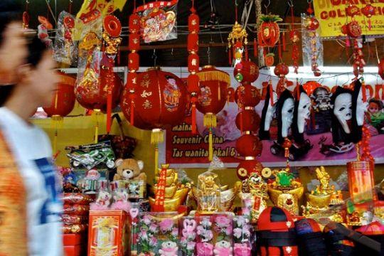 Sambut perayaan Imlek, Pasar Semawis Semarang siap digelar