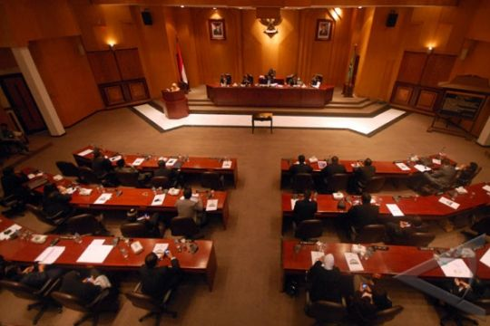 Kasatpol PP Surabaya minta maaf terkait perseteruan dengan ketua DPRD