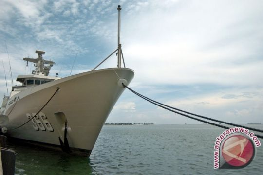 Dua kapal ikan ABK asing terjaring Koarmabar