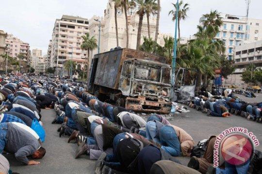 Keamanan di Kairo Berangsur-angsur Kondusif