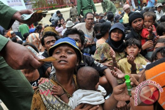 Warga Miskin Jakarta Bertambah 51 Ribu Jiwa