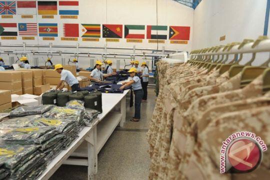 Sritex jajaki pasar Tiongkok untuk pakaian militer