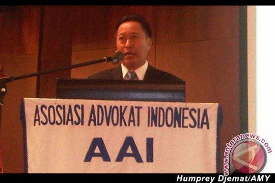 Humphrey Djemat Jabat Ketua Umum DPP AAI