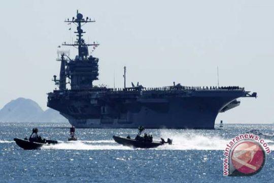 Komandan AL: Iran takkan izinkan kapal induk AS dekati perairan wilayah