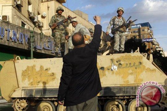 Mesir izinkan bus Gaza melalui pelintasan Rafah