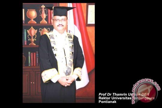 Ratusan mahasiswa duduki rektorat Universitas Tanjungpura