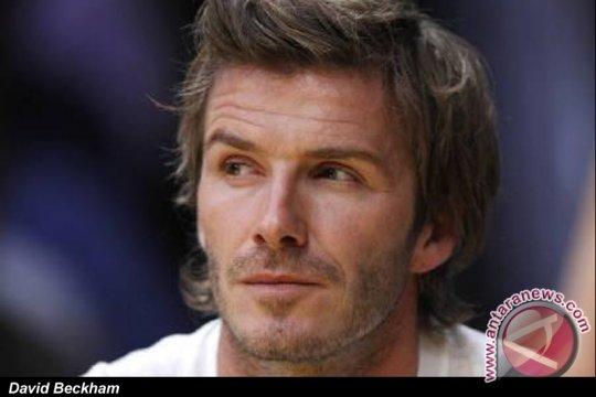 Beckham ingin tampil di olimpiade