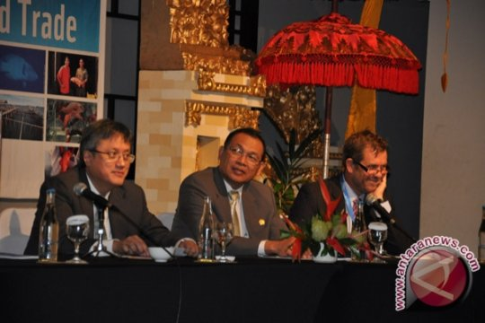 "Sekjen KKP buka workshop internasional bertema ""Market-Based Improvement on Live Reef Fish Food Trade"""