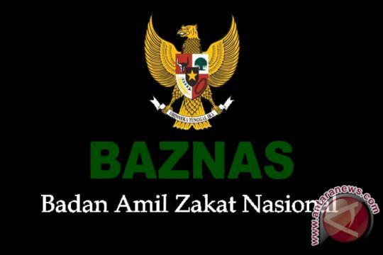 Baznas serahkan bantuan Rp2,1 miliar untuk pengungsi Palestina-Suriah
