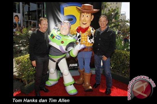 "Tom Hanks dan Tim Allen Bintangi ""Jungle Cruise"""