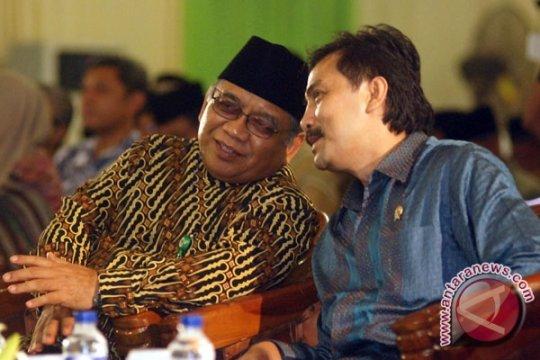 Prof Abdullah Syam Pimpin LDII 2011-2016