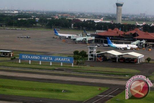 Bandara Soekarno-Hatta sediakan jalur khusus pemegang hasil tes PCR