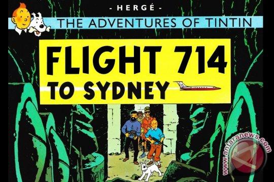 Petualangan ala jurnalis dalam film the Adventures of Tintin