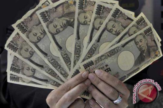 Yen menguat di Asia