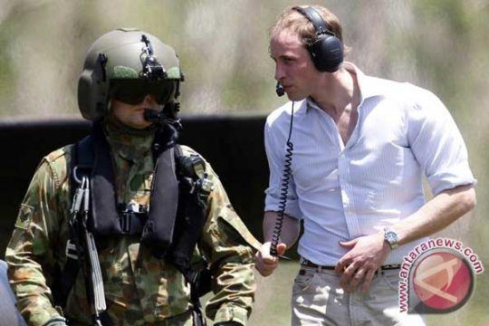 Pangeran William akan kunjungi Yerusalem dan Ramallah pada Juni