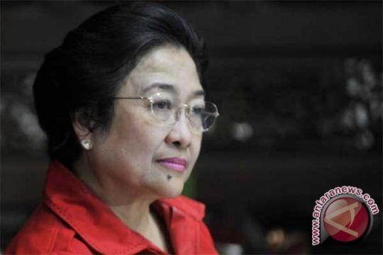 Megawati kampanyekan Puspayoga-Sukrawan