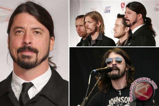 Dave Grohl ungkap perasaannya atas kematian Kurt Cobain