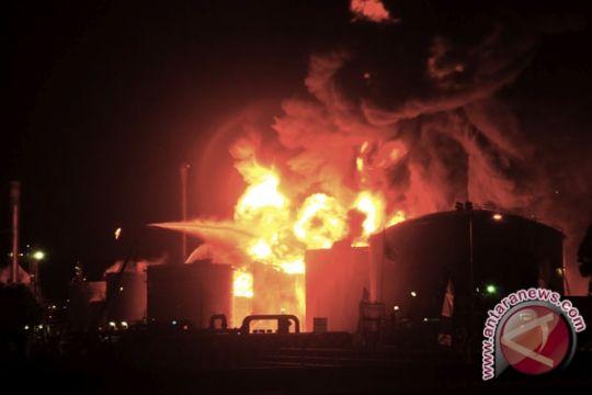 Kebakaran kilang Pertamina Dumai picu kemarahan warga